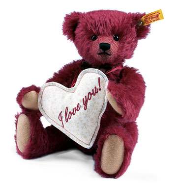Florian, Love Messenger Teddy EAN 000249
