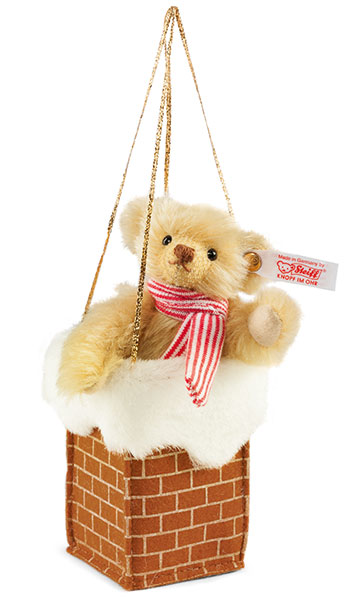 Teddy In Chimney EAN 682704