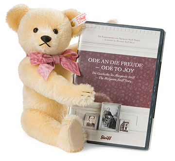 Ode To Joy Musical Teddy EAN 673856