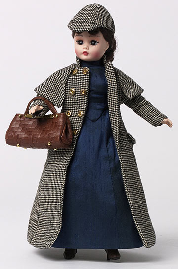 Nellie Bly Doll