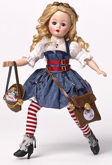 SteamPunk Alice In Wonderland 68335