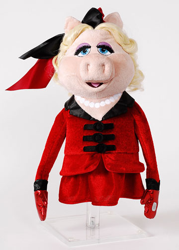 Miss Piggy Puppet 68360