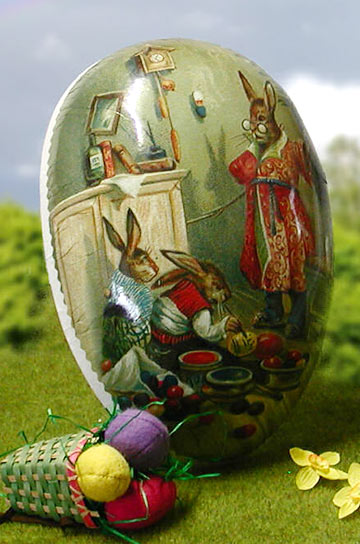 A Little Easter Surprise Boy 20176-0 by Hermann-Spielwaren GmbH