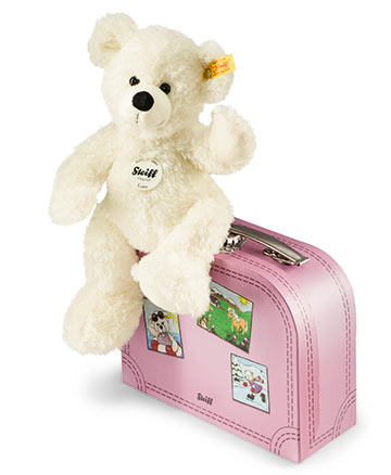 Lotte Teddy Bear in Suitcase EAN 111563