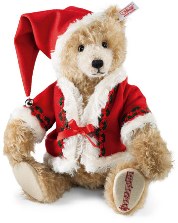 Christmas Teddy, Musical Bear EAN 034121