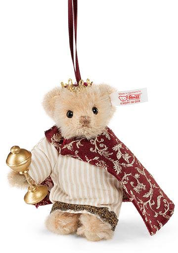 Teddy Bear Melchior Ornament EAN 034138