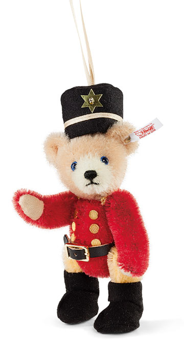 Teddy Bear Nutcracker Ornament EAN 034244