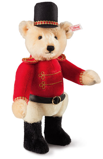 Nutcracker Teddy Bear EAN 034480