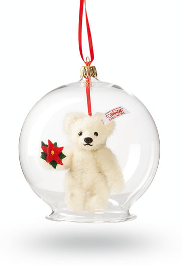 Teddy Bear Ornament EAN 034855