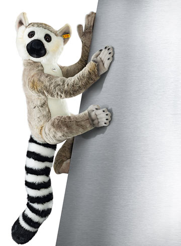 Lommy, Dangling Ring-Tailed Lemur EAN 075858