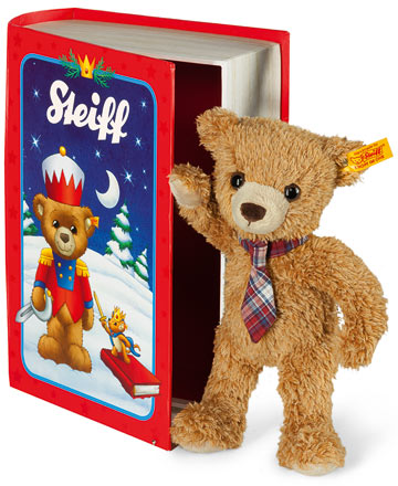 Carlo Bear in Storybook Box EAN 109942