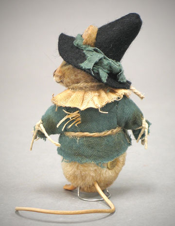 Scarecrow Mouse by R. John Wright