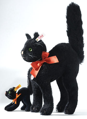 Scary Cat And Black Cat Set