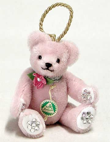 Diamond Rose Ornament 22292-5