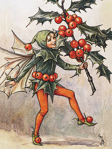 The Holly Fairy