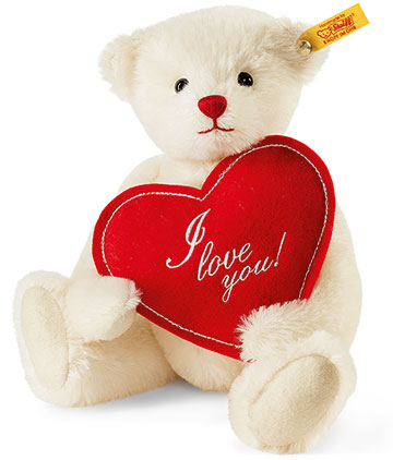 Fabian, The Love Messenger Teddy EAN 000164