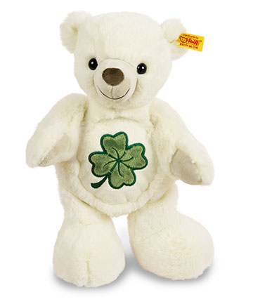 Wish Bear Clover EAN 113567 by Steiff