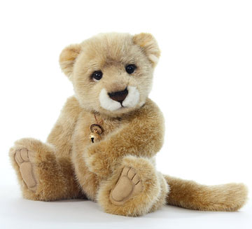 Savannah Lion Cub