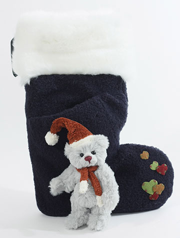 SOCKS Christmas Eve Blue