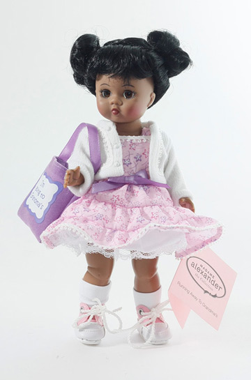 Running Away To Grandma's Dark Skin Tone 69736 by Madame Alexander
