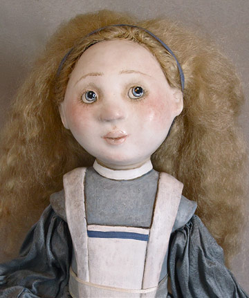 Alice by Lucia Friedericy, Friedericy Dolls