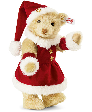 Mrs. Santa Claus Teddy Bear EAN 021381