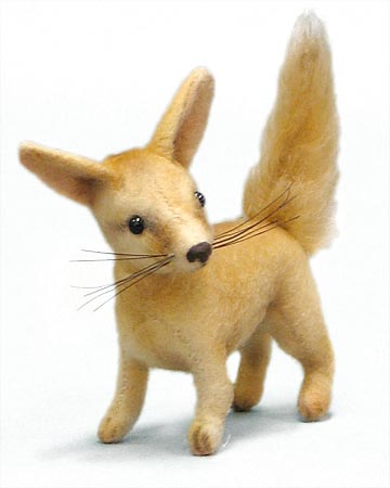 The Fox From Le Petit Prince
