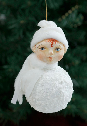Lil Snow Ornament