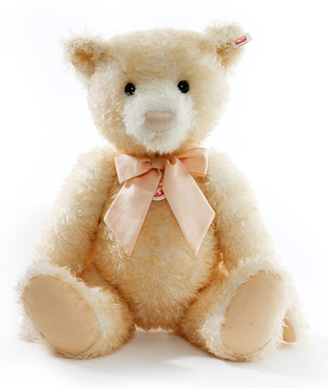 Little Tina Teddy Bear EAN 021367 by Steiff
