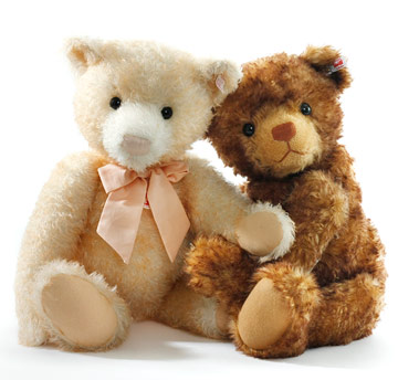 Little Tina Teddy Bear EAN 021367