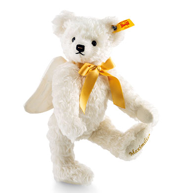 Guardian Angel Teddy, Gold Ribbon EAN 001741