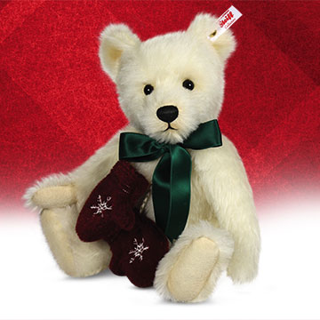 Mittens Holiday Teddy Bear EAN 682872