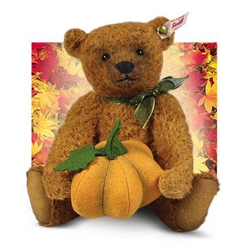 Autumn Teddy Bear EAN 683121