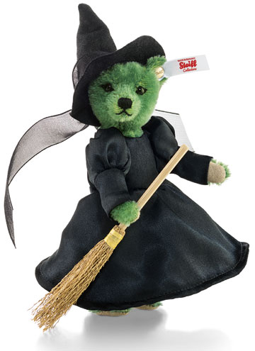 Mini Wicked Witch Oz Teddy Bear EAN 661860