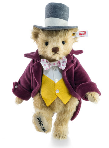 Willy Wonka Teddy Bear EAN 664939