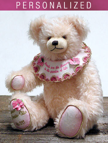 Personalized Poetry Bear 20438-9