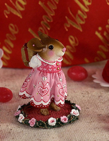 Special Valentine's Surprise! M-557b by Wee Forest Folk