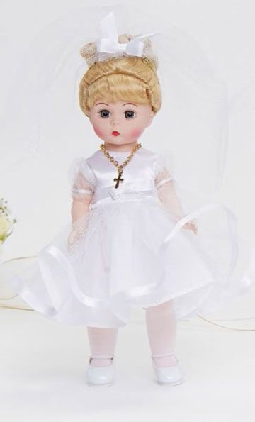 My First Communion Blond 71460