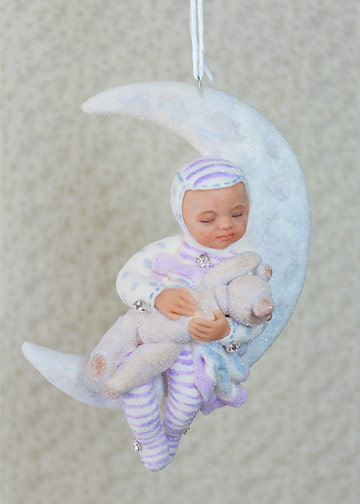 Baby Jacob Ornament