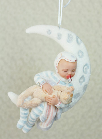 Baby Henry Ornament