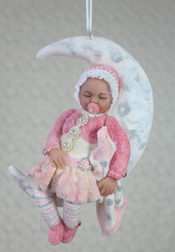 Baby Sophia Ornament