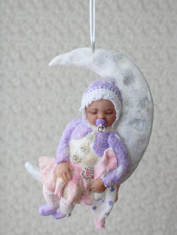 Baby Esther Ornament