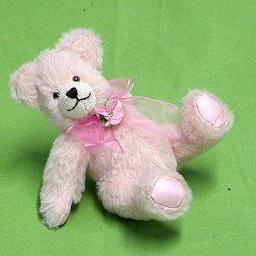 Flower Of My Heart Teddy Bear 21832-4
