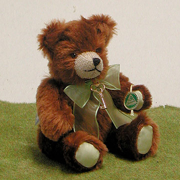 Key To My Heart Teddy Bear 21833-1