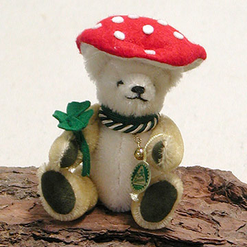 Little Lucky Charm Teddy Bear 22152-2