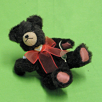 Little Teddy Bear With Golden Heart 21830-0