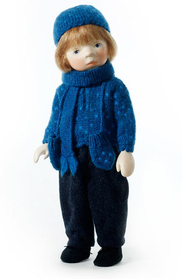 Boy In Blue Knit H207