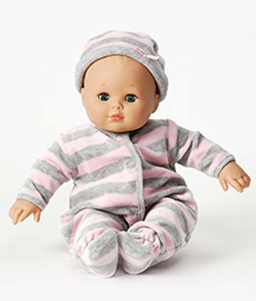 Little Sister Babblebaby Pink 72065