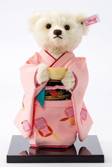 Sadoh Tea Ceremony Bear EAN 677830