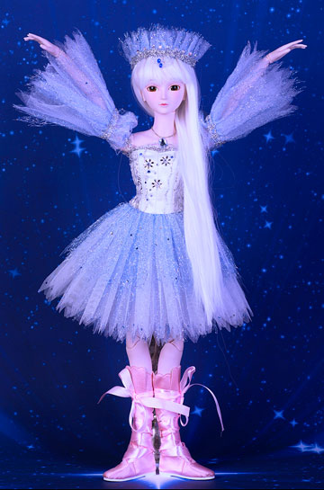 Snow Queen BJD, The Nutcracker